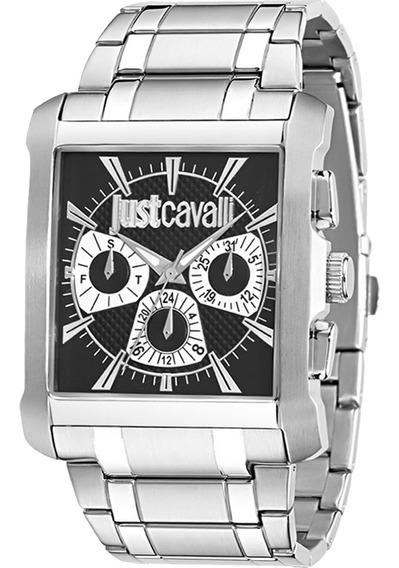 Relógio Masculino Just Cavalli Original Com Garantia E Nfe