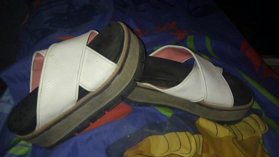 Vendo Zapatos Con Plataforma