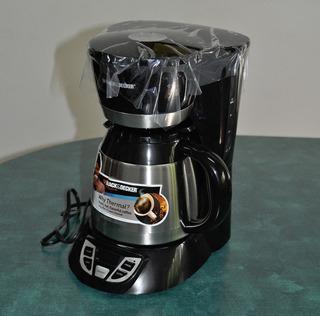 Cafetera Black & Decker 70_vrdes