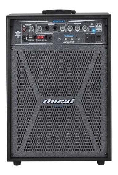 Caixa Multiuso Amplif Oneal Ocm 4115 Usb/sd/fm/ Bluetooth