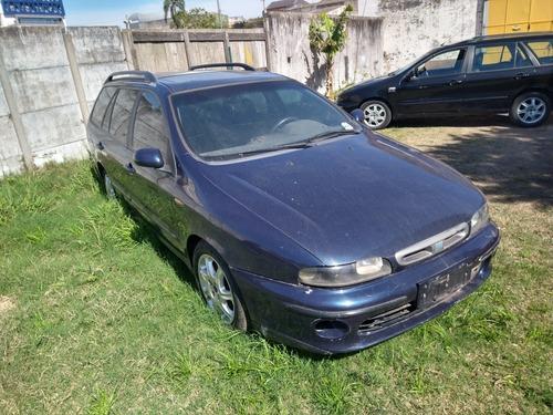 Imagem 1 de 5 de Fiat Marea Weekend 1999 2.0 Sx 4p