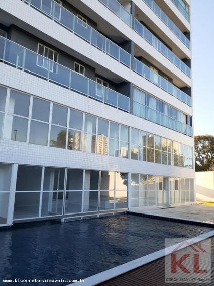 Apartamento Para Locação Em Natal, Ponta Negra, 2 Dormitórios, 1 Suíte, 2 Banheiros, 1 Vaga - Kl 0376_2-1070419