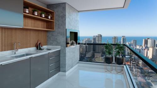 Apartamento Com 2 Suítes Lazer Completo Em Itapema - 2636