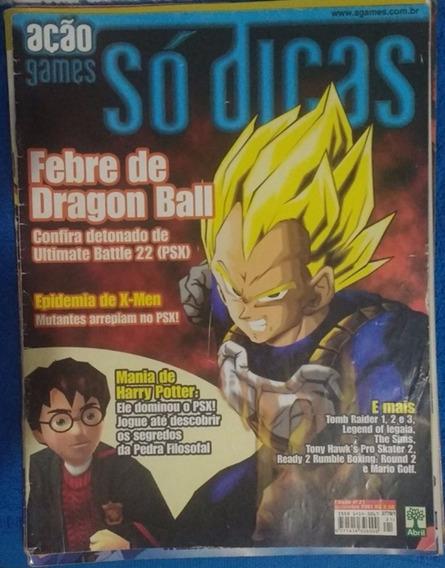 Revista Ação Games Só Dicas N° 21