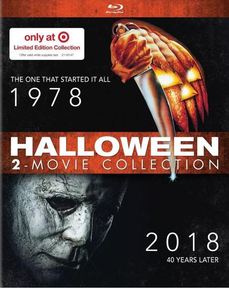Halloween 1978 - 2018 Target Pelicula Blu-ray