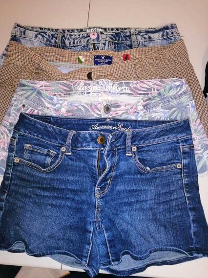Shorts Americanos, Tallas Grandes