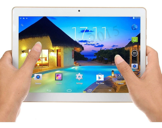 Tablet Pc 10,1 Polegadas 4g + 64g Octa-core Dual Chip + Wifi + Android 7.0
