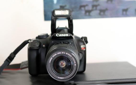 Câmera Canon Eos Rebel T3