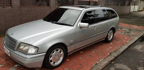 Raridade Mercedes C230 Sw / 97