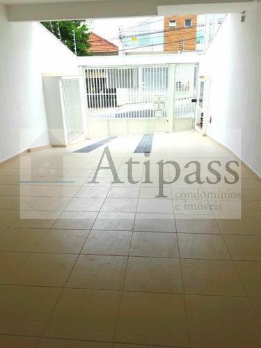 Imagem 1 de 7 de Apartamento Novo 43m² Santo André 2 Dorms, 1 Vaga - At693