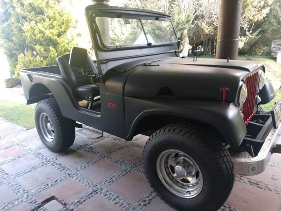 Jeep Willys Militar 1955