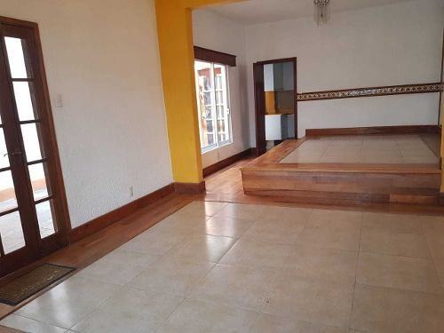 Casa En Renta En Del Carmen, Coyoacan, Cdmx