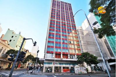 Conjunto À Venda, 78 M² Por R$ 350.000 - Centro - Curitiba/pr - Cj0053