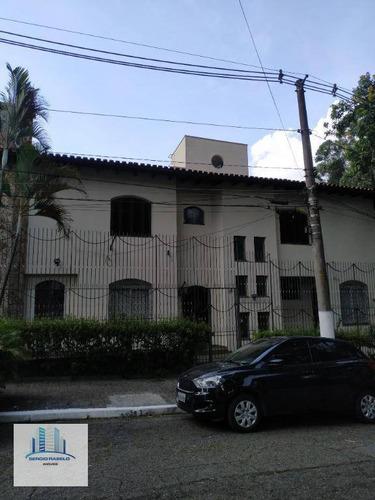 Imagem 1 de 30 de Casa Com 4 Dormitórios Para Alugar, 400 M² Por R$ 7.500,00/mês - Planalto Paulista - São Paulo/sp - Ca0140