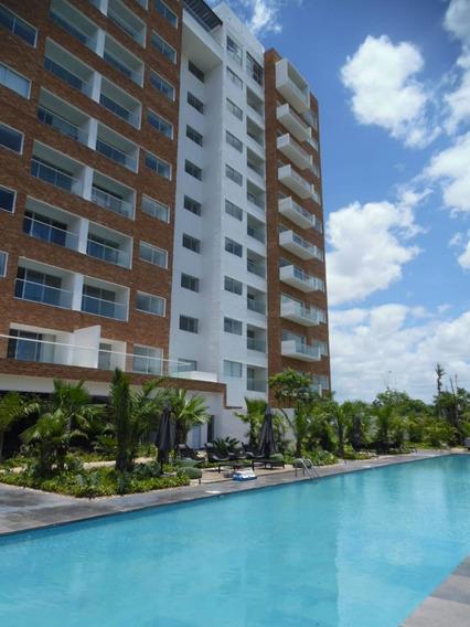 Departamento En Renta En Via Montejo Torre Oceana, Merida, Yucatan