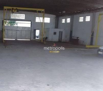 Galpão, 815 M² - Venda Por R$ 3.724.000,00 Ou Aluguel Por R$ 12.500,00/mês - Veleiros - São Paulo/sp - Ga0378