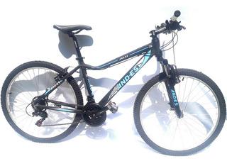 Bicicleta Mtb Andes Rodado 26 Freno Vbrake 21 Velocidades