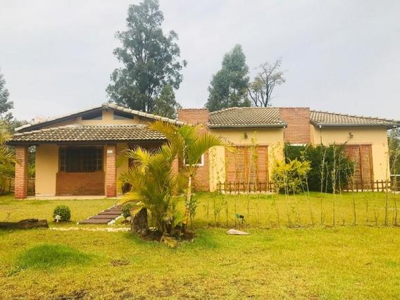 Casa De Campo, Piscina, 4 Quartos Com Piscina E Campo De Futebol - 4060039
