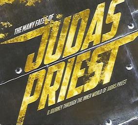 Box - Judas Priest - The Many Faces Of - 3 Cds - Lacrado
