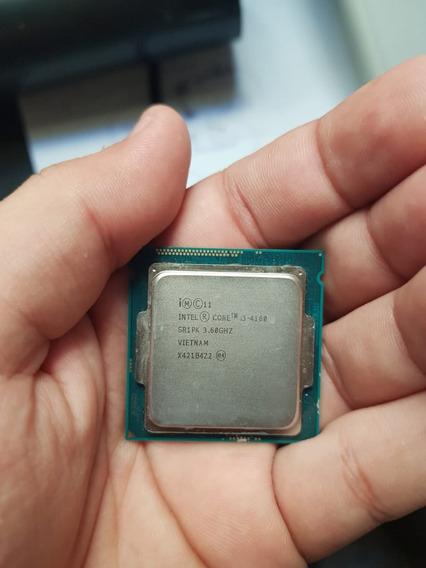 Processador Intel Core I3 4160 (socket 1150) Oem