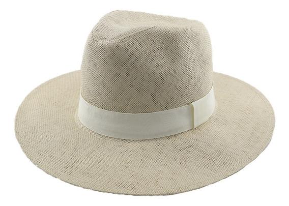 Sombrero Estilo Panamá C/cinta Articulo: 29170053