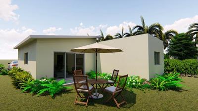 Casa Amueblado Full De Comodidad En La Villa De Punta Cana