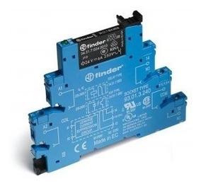 Rele Modular Interf Master Basic 1 Rev. Input 24v Ac/dc 10un