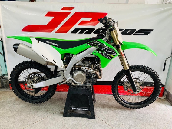 Kawasaki Kx 450 Verde 2019