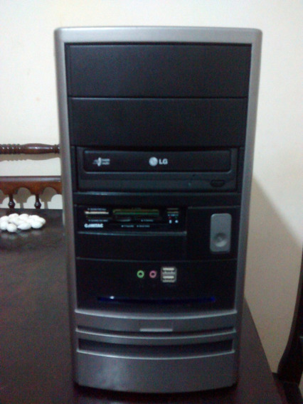 Desktop 2.6ghz Dual Core E5300, 4 Gb Mem, 160 Gb De Hd Win10