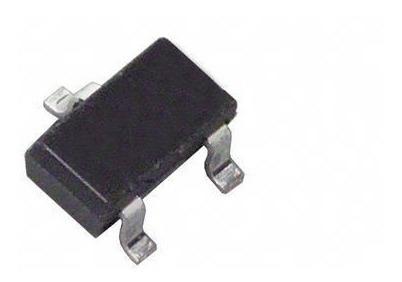 30 X Transistor Smd Bss138 Sot23,pronta Entrega