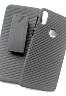Capa Belt Clip Motorola Moto One Xt1941 5.9 + Suporte Cinto