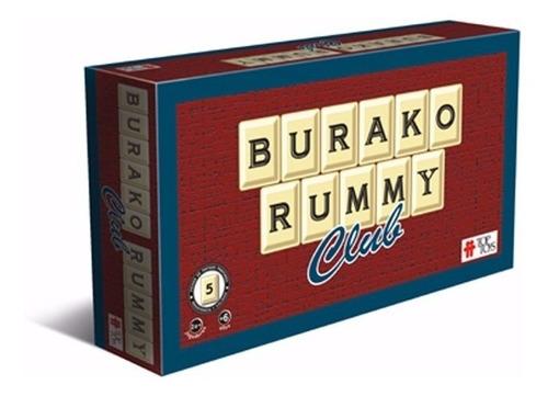 Juego De Mesa Para Chicos Rummy Burako Club Top Toys Lelab
