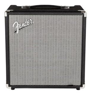 Amplificador Para Bajo Fender Rumble 25 V3 De 25w 1x8
