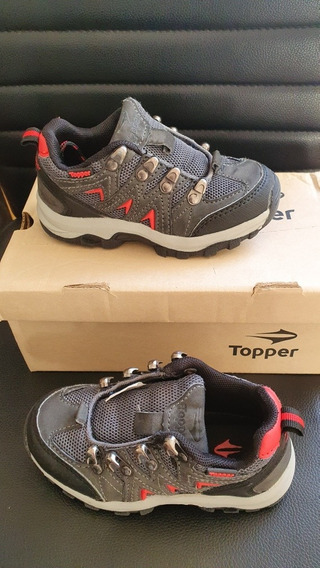 Zapatillas Topper Gondor N 25