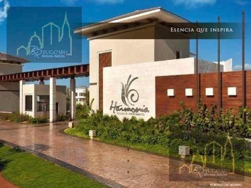Venta De Maravilloso Departamento En Harmonia Country Club Yucatan