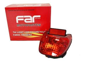 Optica Farol Trasero Zanella Rx150 / Corven Hunter Far