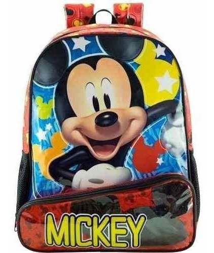Mochila Mickey Mouse Hey Mickey 8962