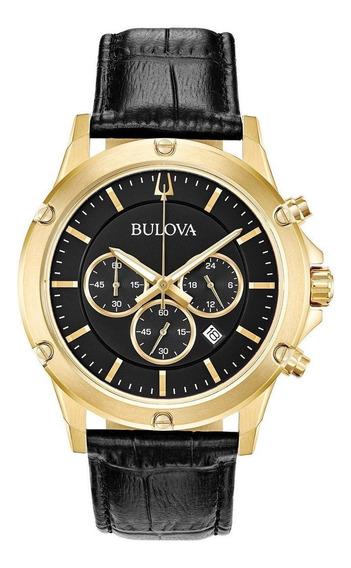 Reloj Bulova Para Caballero Modelo: 97b179 Envio Gratis