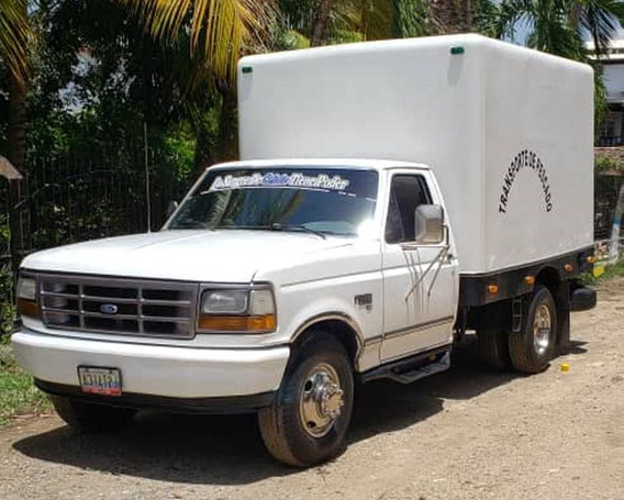 Ford F-350 Camion Cava