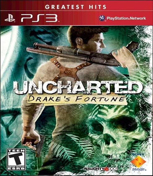Uncharted 1 Ps3 Digital