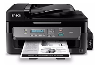 Impresora multifunción Epson WorkForce M205 con wifi 220V