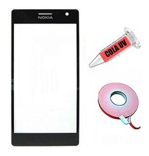 Lente Vidro Tela Sem Touch LG X Power K220 Dsf K220dsf