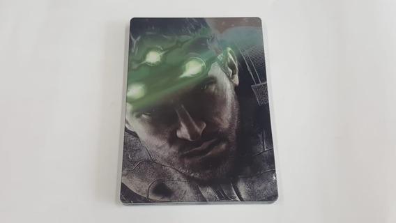 Splinter Cell Blacklist - Capa Metallica - Xbox 360