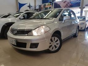 Nissan Tiida Sedan 1.8 16v-mt(flex) 2011/2012