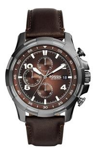 Reloj Fossil Hombre Fs5113 Agente Oficial Envio Gratis