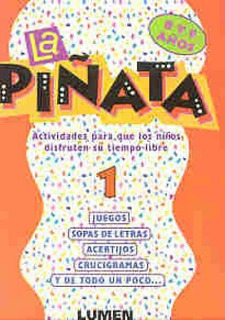 Piñata 1-los Colores (4/5 Años)