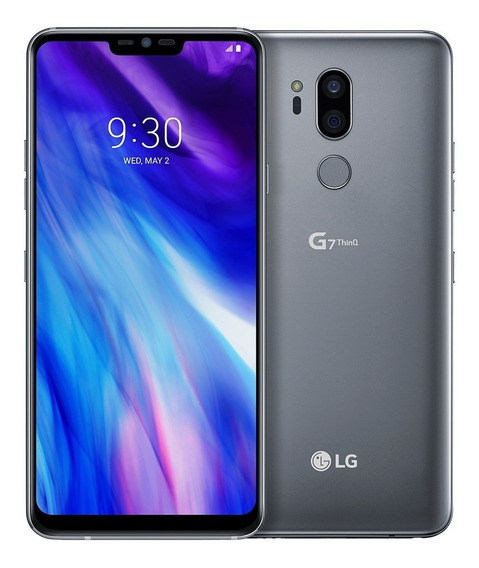 Celular Smartphone Lg G7 Thinq Lmg710rm Android 16/8mpx 4 Gb
