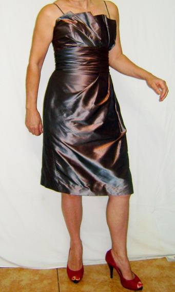 Vestido De Festa Curto Usado Barato Tamanho M Bábara Bela