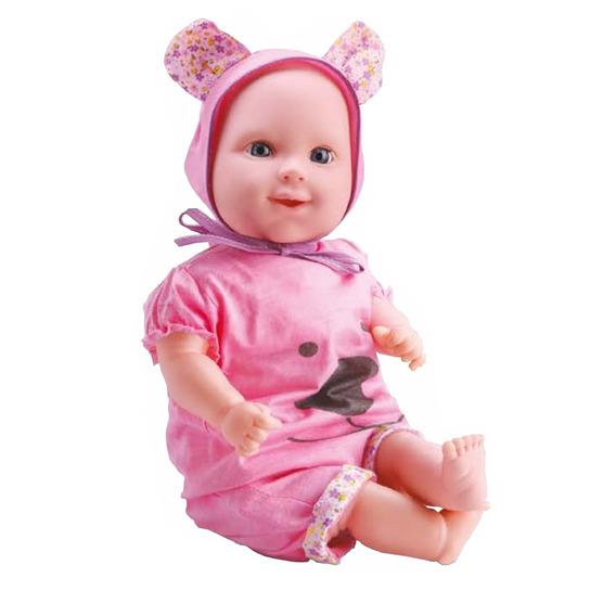 Boneca Bebê Ursula Hora De Dormir - Pupee Brinquedos