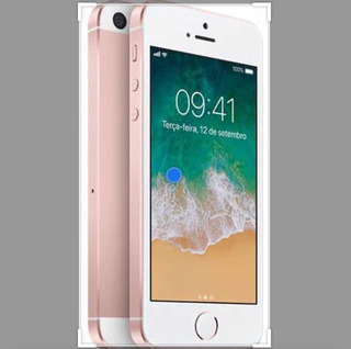 iPhone SE 32gb Completo Rose